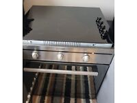 Indesit Oven, Hob & Hood ( Mint Condition)