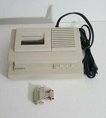 Citizen Idp-560-rsl Dot Matrix Receipt Printer Voltage 115vac 60hz 25-pin