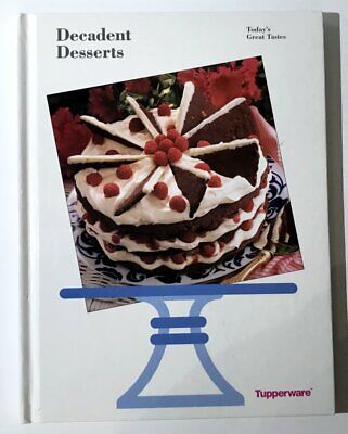 Cookbook 935 Decadent Desserts, Cakes, Chocolate, Cream Cheese, Fruits, Tortes