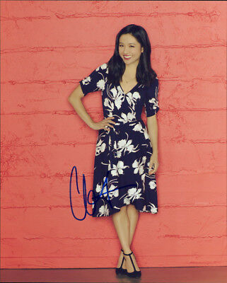 Constance Wu  Fresh Off The Boat  Signed Authentic 8X10 Photo Coa