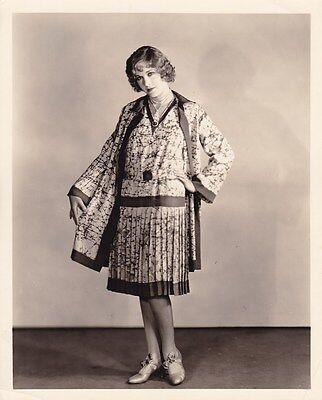 SHANNON DAY Beautiful Starlet Original Vintage 20s RICHEE Fashion Portrait Photo
