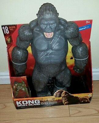 "KONG Skull Island 2017 18"" mega-figure KING KONG - Walmart Exclusive"