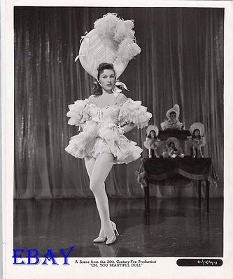 Gale Robbins Busty Leggy Vintage Photo Oh  You Beautiful Doll