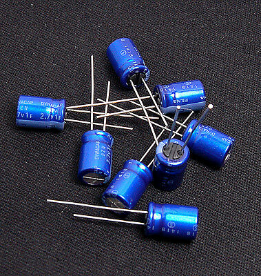 Farad Super Capacitor Owner S Guide To Business And
