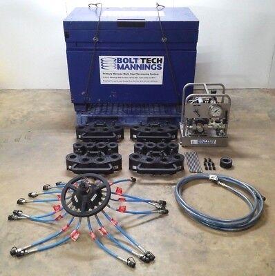 Bolt Tech Mannings Multi Stud System 30000 Psi Hydraulic Pump Bolttech