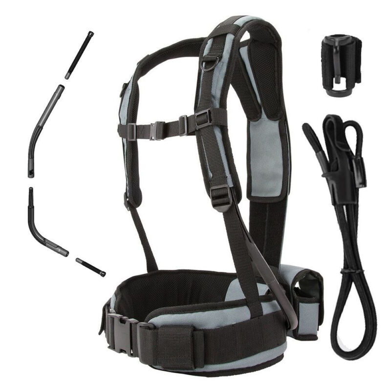 Minelab Pro-Swing 45 Metal Detector Harness Support to Detect Longer 3011-0245