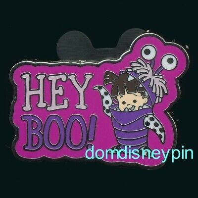 Disney Monsters Inc Boo Costume (Disney Pin *Parks* - Themed Set - Monsters Inc. (Hey BOO! Alien Costume)