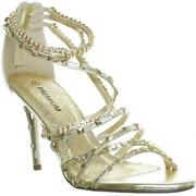 Diamond Prom Shoes