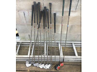 12 Spalding Junior Golf Clubs
