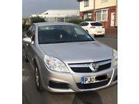 Vauxhall vectra exclusiv 1.8 16v Petrol