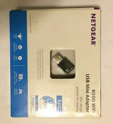 NetGear N300 Wifi USB Mini Adapter