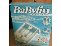 Babyliss Rainfall foot Spa (Massager)