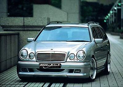 Mercedes W210 Frontspoiler Spoiler Stoßstange Performance (08.99-03.02)