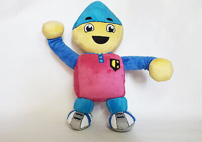 Plush toy charlies colorforms city MADE TO ORDER