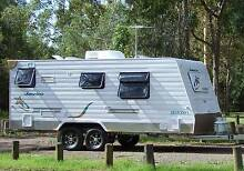 2010 Jayco Starcraft Caravan 19.6 feet Semi-Offroad Redcliffe Redcliffe Area Preview