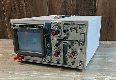 Aws Oscilloscope Model 620c 20mhz Made In Korea