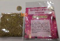 Hierbas Magicas Romero Purificador Limpieza Negatividad Ritual Espiritual Rotary - espirit - ebay.es