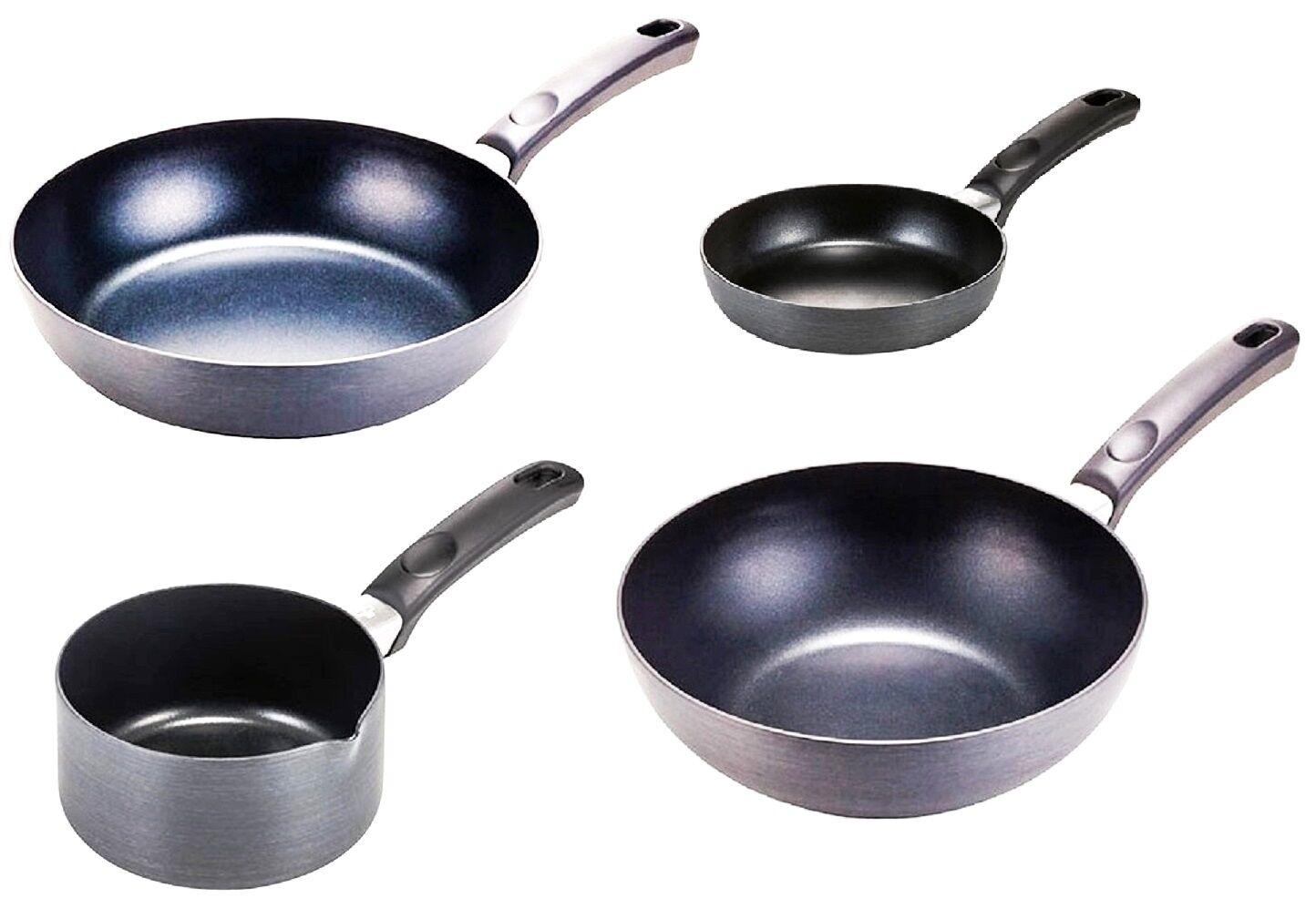 Lock & Lock Non Stick Frying Pan Wok Milk Pan Aluminum Hard