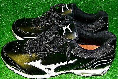 7e76f0aee Mizuno 9 Spike Advanced Classic Baseball Cleats Black Metal Size 11 Shoes