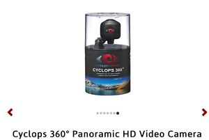 Similar to GoPro - Cyclops Panoramic Action Camera