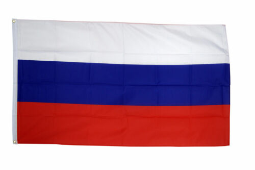 Russia Flags & Bunting - 5x3