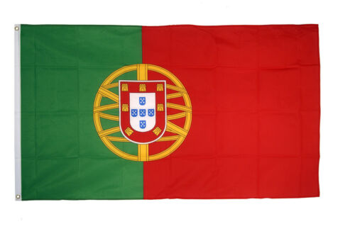 Portugal Flags & Bunting - 5x3