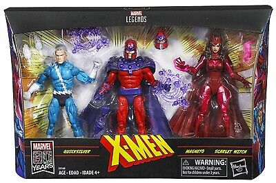 """Marvel Legends Series Exclusive 6"""" Family Matters 3 Pack Action Figure"""