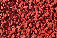Chilli Red Decorative Garden Stone 20kg Rockincolour 20 Kg Coloured Gravel - rockincolour - ebay.co.uk