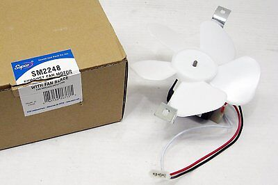 Range Hood Exhaust Fans (Range Hood Motor Fan 2 Speed Exhaust 120V Volts Vent Kitchen Cooking fit 42000-K )