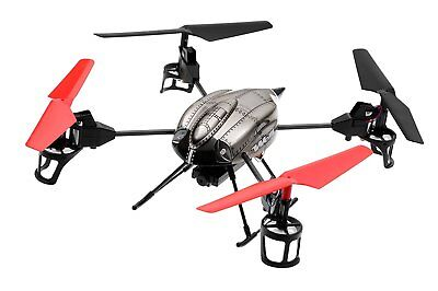 WL Toys V959 2.4G Quadcopter UFO RTF with Camera & Micro SD Probable - Brand New