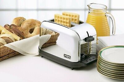 Waring Wct702 2 Slice Commercial Toaster Nsf Free Shipping