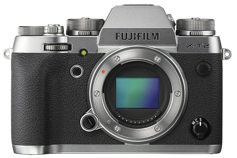 Fujifilm X-T2 24.3MP Mirror-less Digital Camera Body *