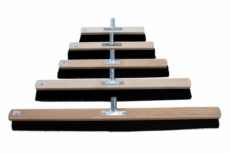 Saalbesen MISCHUNG Besen Hallenbesen Großraumbesen Industriebesen Stielhalterung