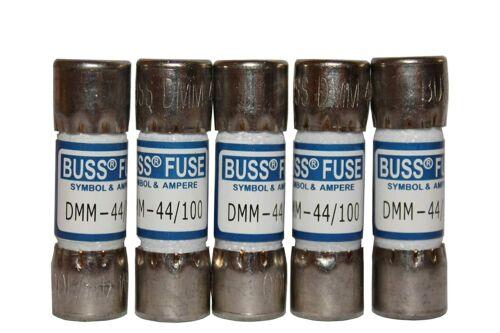 DMM-44/100 Fast Acting Multi-Meter Fuse 440mA 1000 V Fluke 943121 (5 Pack)