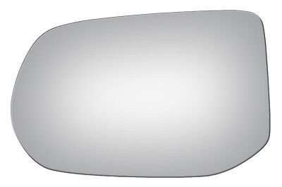 Aftermarket Side View Mirrors - Burco 4096 Driver Side Replacement Mirror Glass for 2006-2011 Honda Civic
