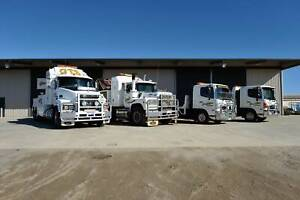 Operations Manager (Towing) - Geraldton Towing Services