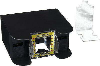 Casino 6-Deck Automatic Card Shuffler, Free Shipping, New