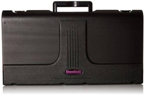 Showstyle Briefcase Display Black