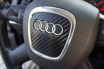 Voll Carbon Schaltknauf Schalthebel Knauf passend Audi A4 A5 A6 A7 S6 S7 Q5 Q7