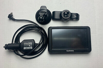 Bundle Garmin Nuvi 50LM Lifetime Maps Car GPS With Charger & Mount