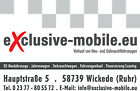 eXclusive-mobile e.K. Inhaberin Karolina Kowacz