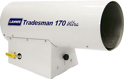 Lb White Tradesman 170n Ultra Heater 125000-170000 Btuh Ng-wdiagnostic Light