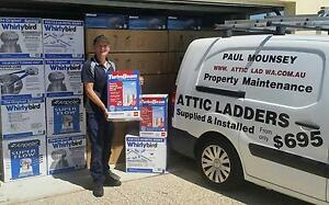 Roof ventilation Perth by Attic Lad WA Mullaloo Joondalup Area Preview
