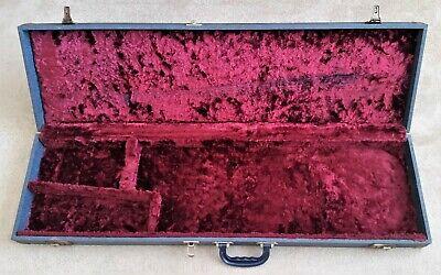 Vintage - 1960's - Burns - London - Sonic - Guitar - Case - Original