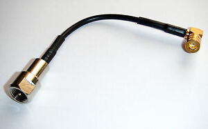 Bosch-Blaupunkt-SAP1-SMB-adapter-for-DAB-aerial-antenna-connection-Sony-JVC-etc