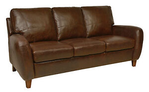 New-Luke-Leather-Genuine-Italian-Made-Jennifer-Brown-Leather-Sofa-Stunning