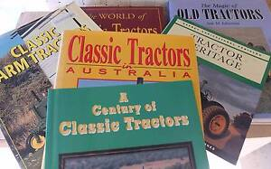 Classic Tractor Books. Tanawha Maroochydore Area Preview