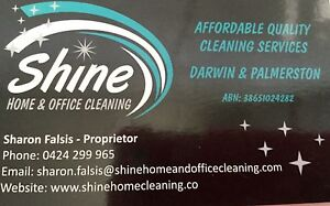 Shine Home and Office Cleaning Bayview Darwin City Preview