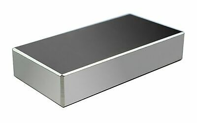 Max Magnets Super Strong Large Block Magnet 2x1x38 Rare Earth