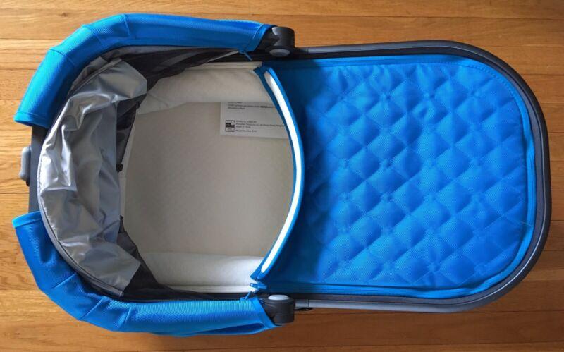 UppaBaby Vista Bassinet Blue 2014 Model Number 0101